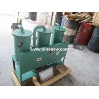 Quality Portable Oil Filter, Used Oil Cleaning, Oil Purifier Machine JL-50(3000LPH) wholesale