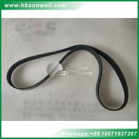 China Cummins 4BT 6BT engine parts 8PK Belt Size 8PK1443 8PK1440 Excavator V Belt Fan Belt 3288790 on sale