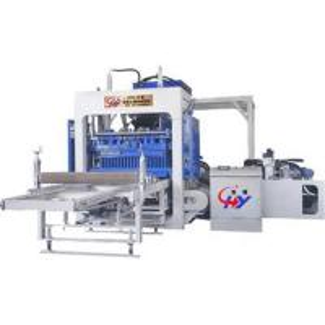 China Concrete Block Machine HY-QT6-15 on sale