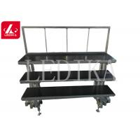 Buy cheap Aluminium Adjustable Folding Portable Chorus Stage Singing Platform from wholesalers
