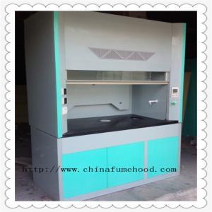 Quality Anti High Temperature FRP Fume Hood Cupboard In Mine Laboratory wholesale