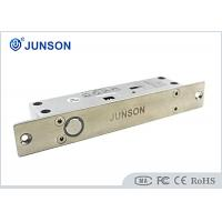 Quality Access Control Remote Electric Bolt Door lock With Time Delay Frameless wholesale