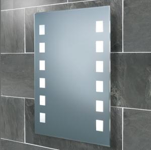 China Illumination batroom mirror, lighted anti-fog mirror,bathroom smart mirror on sale