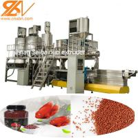 Quality Pet Fish Feed Extruder Machine Production Line , Dog Food Extrusion Machine wholesale