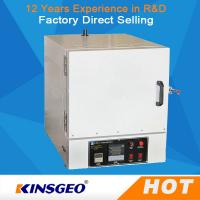 Quality 220V or 380V Power Industrial Uv Test Chamber , Uv Aging Test Chamber 1000 Degree High Temperature wholesale