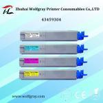 Quality Compatible OKI 43459304  toner cartridge wholesale