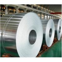 Quality PE / PVDF Color Coated Aluminum Coil 900 - 1500mm Width Excellent Surface Flatness wholesale