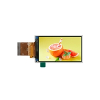 Quality 300Cd/M2 3 Inch Touch Screen / ROHS 480X854 IPS TFT LCD Display wholesale