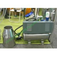 Quality Farm Goat Milker Machine with 550L Vacuum Capacity , 240 Volt wholesale
