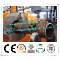 Quality CNC Plasma Cutting Machine Mild Steel Pipe Bevelling Machines wholesale