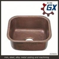 China Installing Large Apron Kitchen Sink on sale