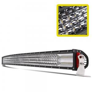 Quality 8 D Reflector Vehicle Light Bars 1278 * 65 * 82 Mm For SUV ATV UTV Car Parts wholesale