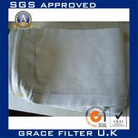 China PTFE Membrane Fiberglass Filter Bags in High Temperature Gas Filtration on sale