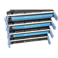 Quality 641A C9720A HP Color Toner Cartridges Used For HP LaserJet 4600 4650 wholesale