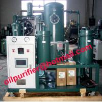 China turbine oil purifier plant/turbine oil filtration with PLC/ turbine oil treatment device on sale