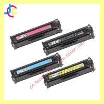 Quality Remanufactured HP CC530A/531A/532A/533A Color Toner Cartridge wholesale