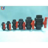 China PVC True Union Ball Valve Plastic Union Valve on sale
