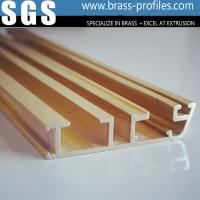 China C38500 Used Brass Door Window Frame Brass Casement Protection on sale