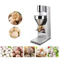 Quality Stainless steel meatball forming machine, automatic meatball making machine wholesale
