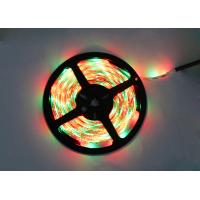 China 300 LEDs SMD 3528 RGB LED Strip Lights Multi Color With 24W IP68 Outdoor Lighting on sale