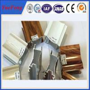 China top sale!aluminium extrusion profile for fabric supplier,aluminium section profile,OEM on sale