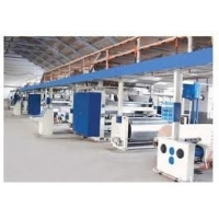 China High Speed 3 5 7 ply Corrugated Paper Making Machinery on sale