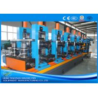 Quality High Frequency Steel Pipe Production Line 165mm Diameter Pipe ISO Certification wholesale