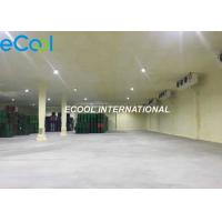 Quality Eco Friendly Meat Cooler Refrigeration Units / Large Modern Cold Storage wholesale