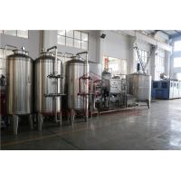 Quality Automated Mineral Water Purification Machine Aseptic Distilled Water Treatment wholesale