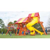 Quality Happiness Climbing Inflatable Slide wholesale