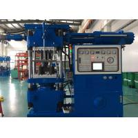 Quality 4 Columes Rubber Compression Molding Machine , Rubber Molding Equipment Electric Control System wholesale