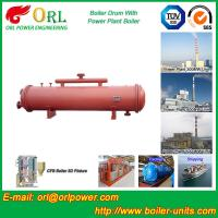 Quality Petroleum Industrial Electric Boiler High Pressure Drum Hot Water Output wholesale