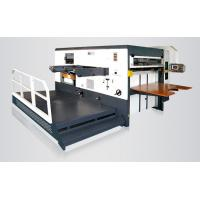 Quality WM-1300S China Made Semi Automatic Die-Cutting and Creasing Machine wholesale