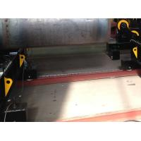Quality 60T Movable Welding Pipe Roller Hydraulic Bending Machine For Boilers Turning Welding wholesale