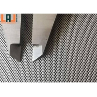 Puntching Width 3m Stainless Steel Micro Mesh Screen For Filter Disc for sale