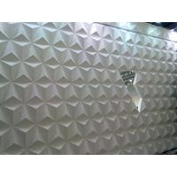 Quality Modern Fashion Exterior Wall Decoration 3D Wall Board Sound Insulation and Durable wholesale