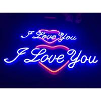 Quality LSD Customized LED Hanging Or Standing Neon Sign Board For Advertising , Displaying, Wedding and Christmas wholesale