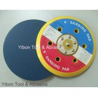 Quality 6 inch PSA Sanding pad with 6 holes wholesale