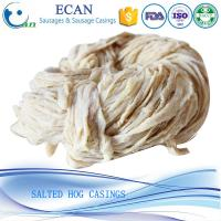 Quality Good Taste Tubed Salted Hog Casing, Salted Hog Casing, Pork Casing, Natural Sausage Casing wholesale
