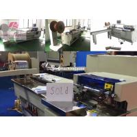 Auto Wire o inserting machine inline hole punching function PBW580 for notebook