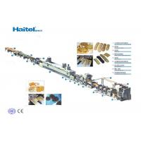 China Big Scale Fully Automatic Biscuit Making Machine Frequency Conversion HTL-400 on sale