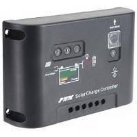China 12V/24V, 30A PWM Solar Charge Controller, LED Display, with Time and Light Control on sale