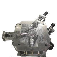 China CNC Lathe Machining ADC12 Aluminum Die Casting Mold on sale