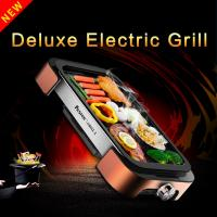China Barbecue grill and electric table top grill on sale