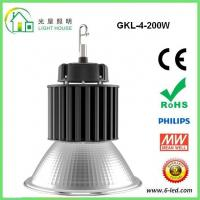 Quality 200 Watt Aluminum High Bay LED Lighting with 5000-5500k , UL DLC Certified wholesale