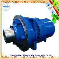Quality Vertical ISO Approved 4000 Ratio Industrial Planetary Gearbox For Converyors wholesale
