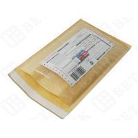 Buy cheap Self Seal Colored Bubble Mailers Poly Kraft Shipping Envelopes 220*330mm product