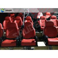 Quality Theme Park Electronic System 5D Movie Theater System With 5D Camera Movies wholesale