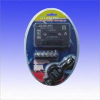 China MD/CD/MP3 Cassette Adapter/Converter with Different Voltage Outputs (China Patent) on sale