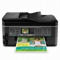 China Refurbished Epson WorkForce 545 Wireless All-in-One Printer, Scanner, Fax t-shirt Printer Golf Ball  on sale